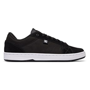 DC Astor Skate Shoes - Black/White