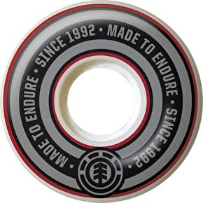 Element 25 YR Skateboard Wheels - 52mm (Pack of 4)