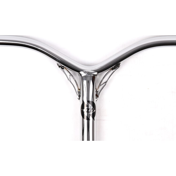 Fasen Ozzi Scooter Handle Bars - Chrome