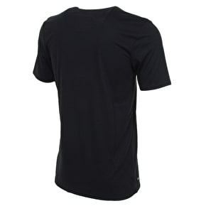 Nike SB S+ Denim T-Shirt - Black