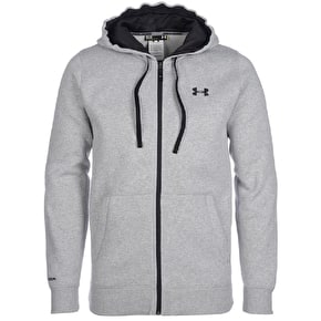 Under Armour CC Storm Fleece FZ Hoodie True Grey