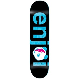 Enjoi No Brainer HYB Skateboard Deck 8