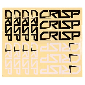 Crisp Sticker Pack