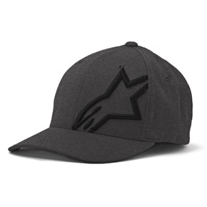 Alpinestars Corp Shift 2 Flexfit Cap - Heather Grey/Black