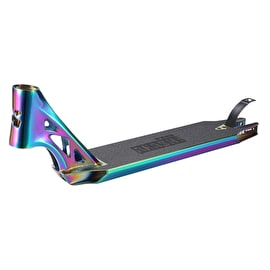B-Stock Sacrifice Akashi 110 Park Scooter Deck - Neochrome (Cosmetic Damage)