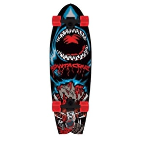 Santa Cruz Retro Land Shark Complete Cruzer