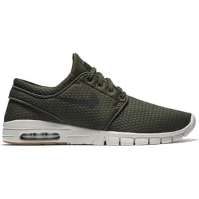 Nike SB Stefan Janoski Max Skate Shoes - Green/Black/Gum