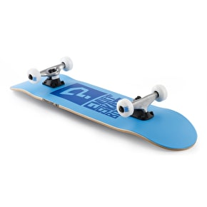 Enuff Block Icon Complete Skateboard - Blue