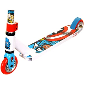 Madd x Marvel Whip Extreme Scooter - Captain America