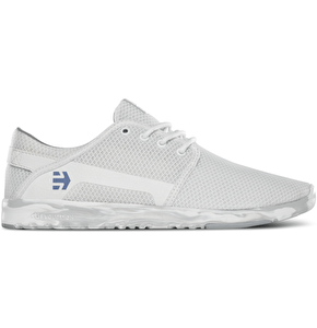 Etnies Scout Shoes - White/Grey