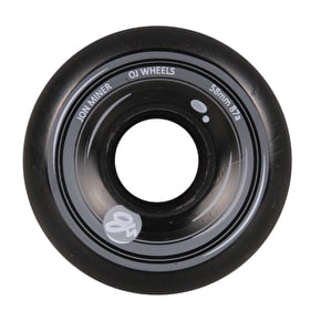 OJ Keyframe Jon Minor Skateboard Wheels - Black 58mm 87a