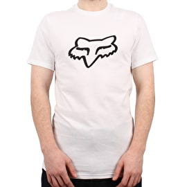Fox Legacy Fox Head T Shirt - Optic White