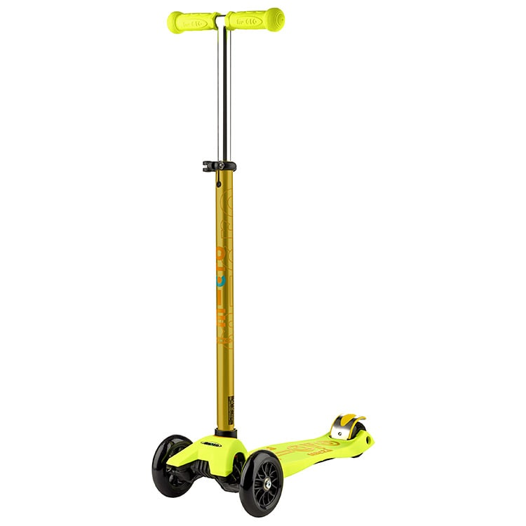 Maxi Micro Deluxe Complete Scooter  Yellow