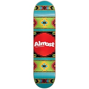Almost Skateboard Deck - Aztek PP Ocean 8