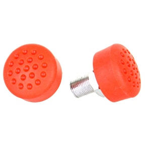 Anarchy Adjustable Derby stoppers (Pair) - Red