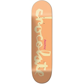 Chocolate Original Chunk - Stevie Perez Skateboard Deck 8.375