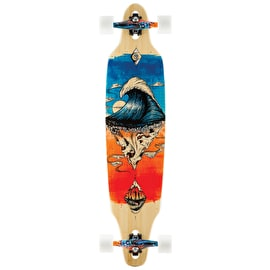 Sector 9 Bamboo - Pinnacle Lookout Complete Longboard 41.125