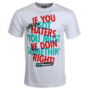 DGK Mix Up T-Shirt - White