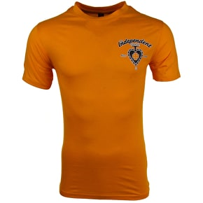 Independent Blood & Tears T-Shirt - Gold