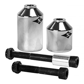 Sacrifice Sacci Scooter Stunt Pegs - Polished
