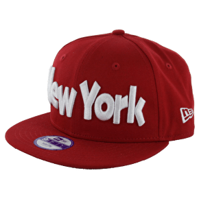 New Era 9Fifty Kids Clean Wordmark New York Yankees Snapback Cap