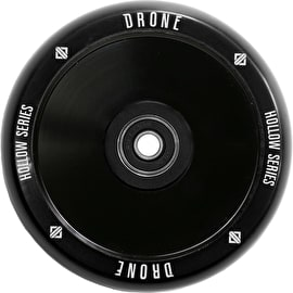 Drone Hollow Series Scooter Wheel 110mm - Black