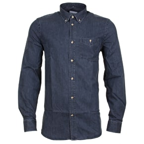 WeSC Oke Shirt - Monument