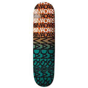 Element Name Brand Skateboard Deck - Madars 8.25