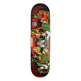 Almost Dog Poker Skateboard Deck 8
