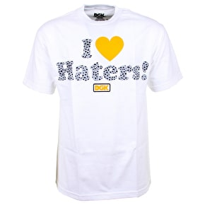 DGK Safari Haters T-Shirt - White