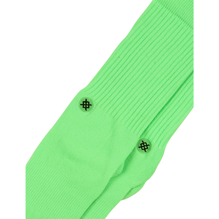 Stance Icon Anthem Socks - Florescent Green