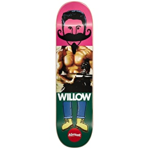 Almost Skateboard Deck - Remix Dude Impact Light Willow 8