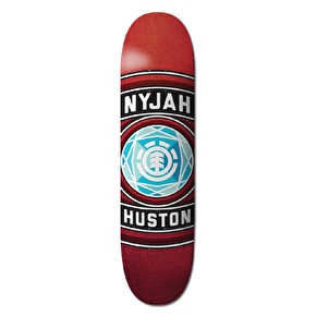 Element Skateboard Deck - Iron Featherlight Nyjah 7.75