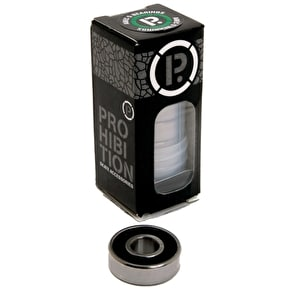 Prohibition ABEC 5 Longboard Bearings (Pack of 8)