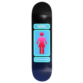 Girl 93 Til Skateboard Deck - Biebel 8