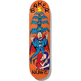 Baker Ways To Die - Nuge Skateboard Deck 8.25