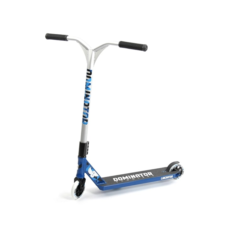 Dominator Scooter - Liberator - Blue/Silver