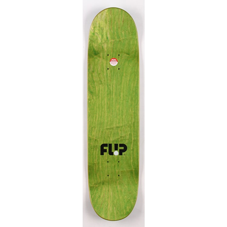 Flip Odyssey Forged Skateboard Deck - Green 7.81""