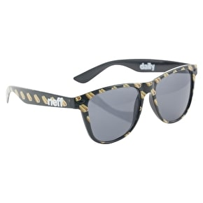 Neff Daily Sunglasses - Hot Dog