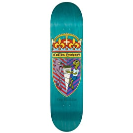 Toy Machine Provost Cone Of Arms Skateboard Deck - 8.5