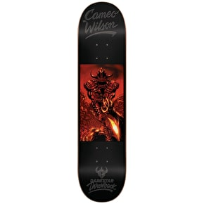 Darkstar Throwback 2 Impact Light Skateboard Deck - Wilson 8.25