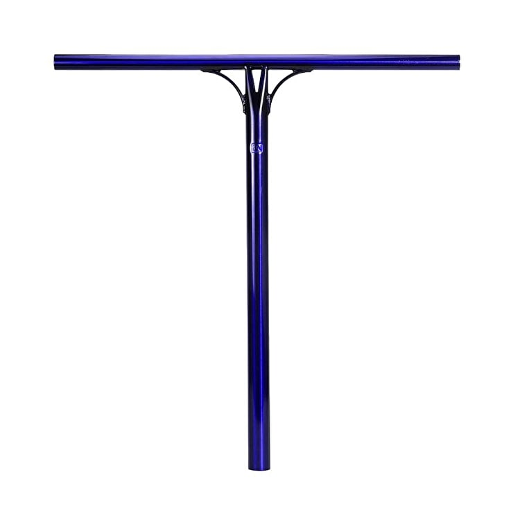 UrbanArtt Primo Oversized SCS Bars - 570mm - Trans Blue