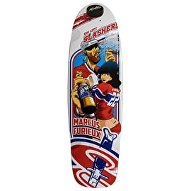 Restless Longboard Deck - RockSteady Slashers 30.5