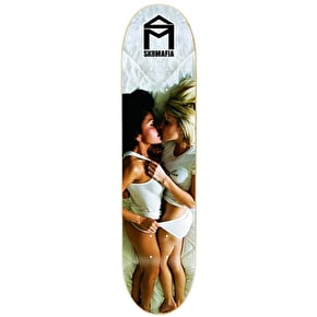 Skate Mafia Love Skateboard Deck 8