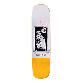Welcome Effigy On Yung Nibiru Skateboard Deck - 8.25