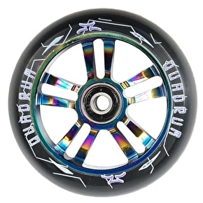 AO Quadrum 100mm Scooter Wheel - Neochrome