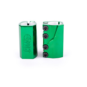 Addict Bearclaw SCS Clamp - Bottle Green