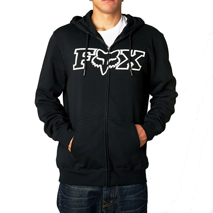 Fox Legacy Fheadx Zip Hoody - Black