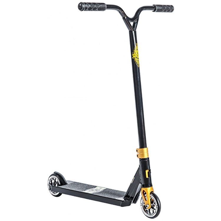 Phoenix Sequel Complete Scooter - Black/Black/Gold