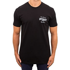 Uppercut Deluxe Grease Monkey Lives T-Shirt - Black